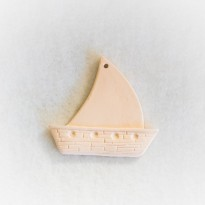 Δες το προϊόν: Καραβάκι κρεμαστό - Cuoreland.gr