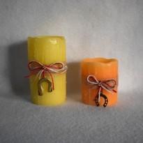 Δες το προϊόν: Kερί led, γούρι - Cuoreland.gr